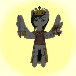 Empress Nile into Battle by LuLuGamz