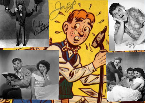 Bob Hastings as the radio voice of Archie Andrews!