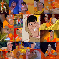 Adorkable Dirk The Daring Collage! by PrincessPeachFan100