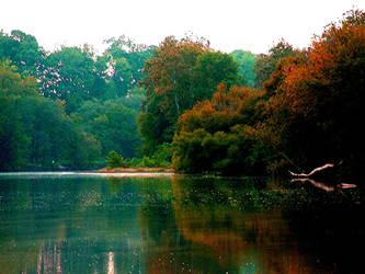 Rapahannok River by vin113