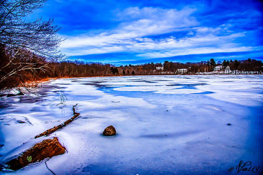 On Ice-2 by vin113
