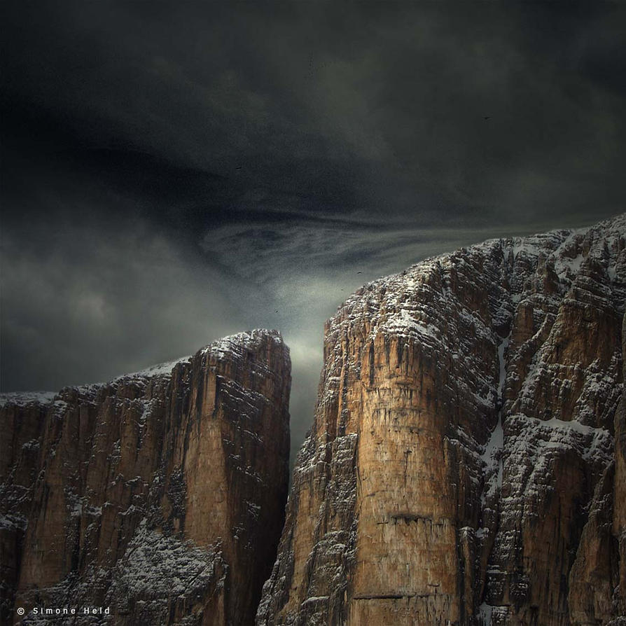 Mountain of Fate by simoneheld