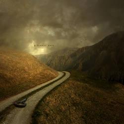 Winding Road by simoneheld