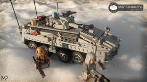 [LEGO] MAV-T 30 Armored Personnel Carrier