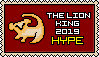 [Stamp] The Lion King 2019 Hype! by MikePrivius