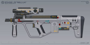 [Inkscape] Staris J11I 'Bellua' PDW