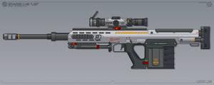 [Inskcape] Staris L4E 'Lis' Sniper Rifle