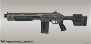[Inkscape] Turion Universal Shotgun