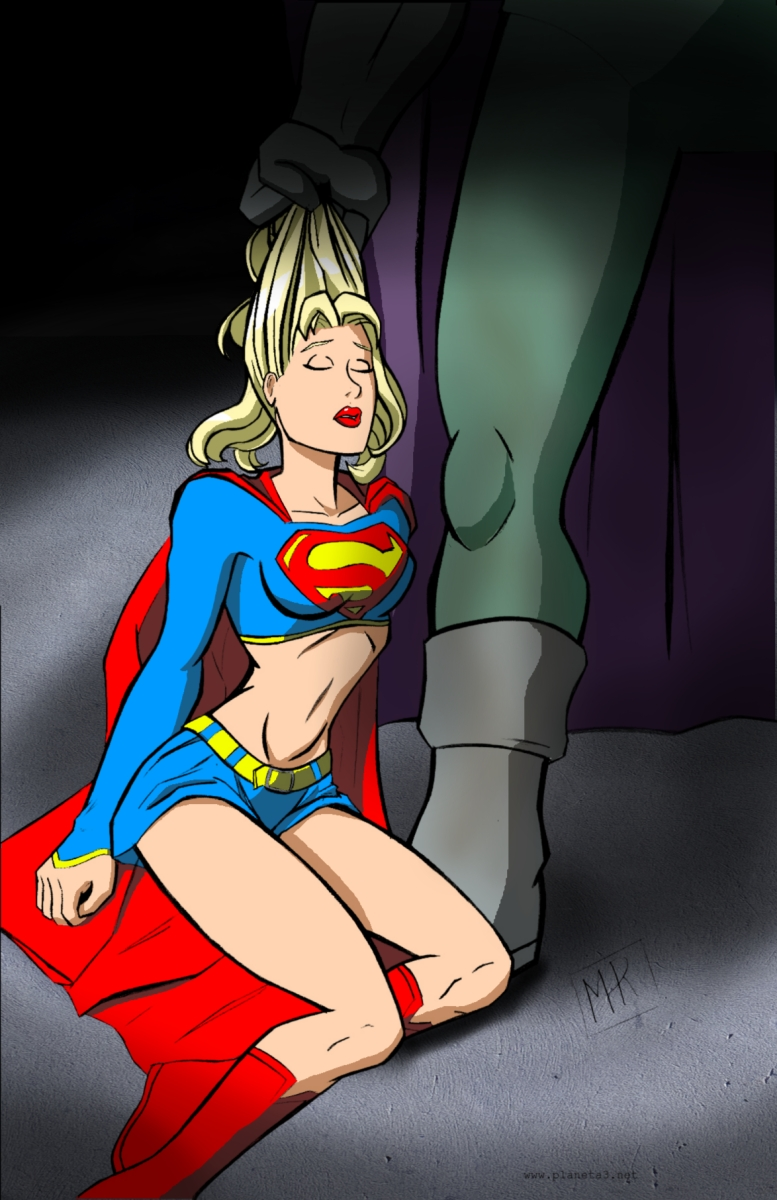 Supergirl captured by mhunt