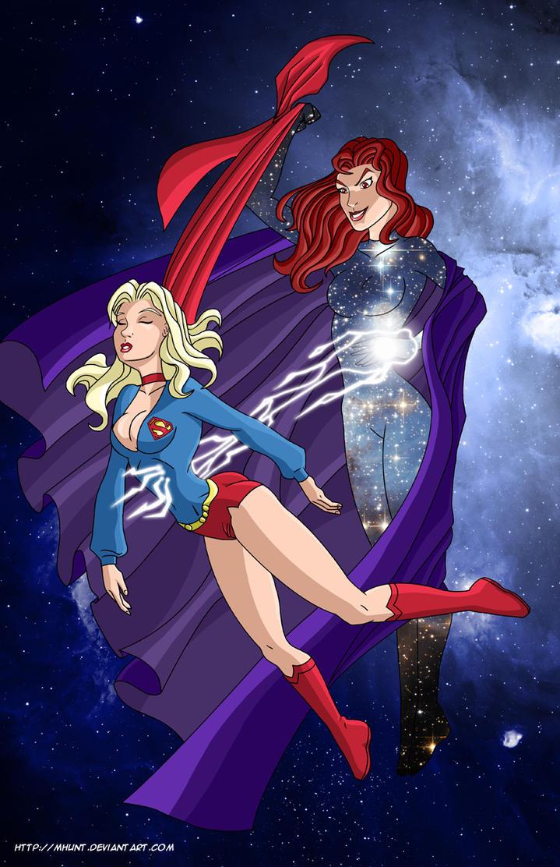 Supergirl dominated