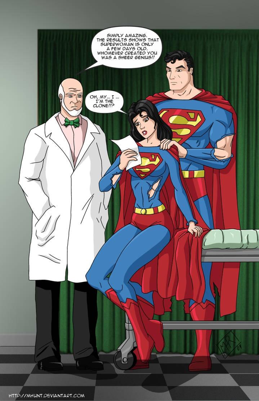 Superwoman comic art PRINT or ORIGINAL by PowerGals on Etsy   Original Superwoman