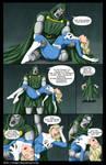 Dr. Doom Inv. Woman 2 Commisio