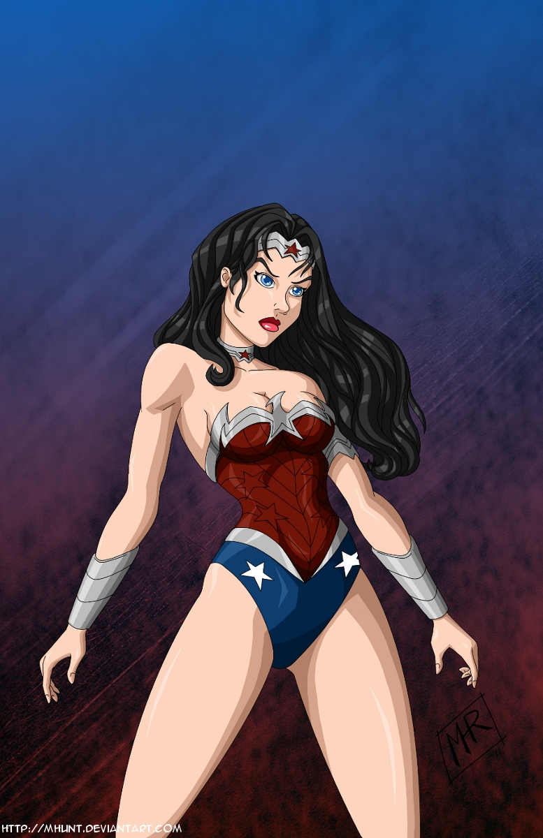 Wonder Woman DCnU by mhunt