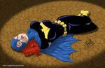 Batgirl captured - poll winner