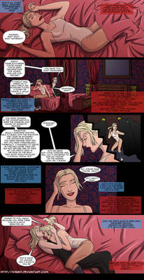 Buffy and Darla page 3 - commission