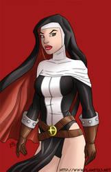 Warrior Nun Areala by mhunt