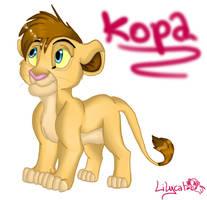 Kopa by lilycat59