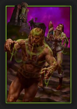 Slime Pit Zombie MOTU