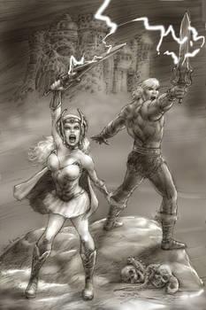 She-ra He-man