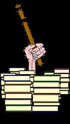 Books books books by AmaziumBlaze