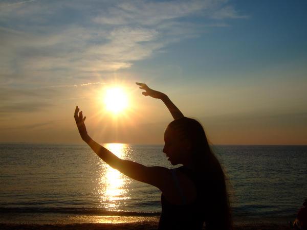 Sun Holder 1 by Renstock