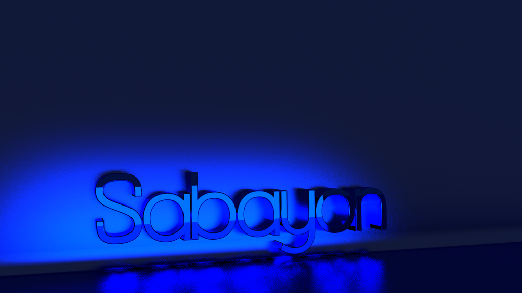 Sabayon wallpaper from Blender by Lukazoid
