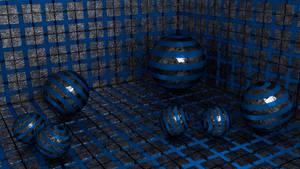 Blender Cycles Shader Generator CubesSfera by Lukazoid