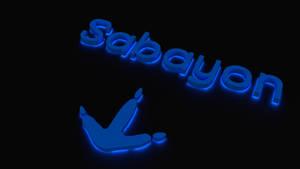 Sabayon linux wallpaper Blender by Lukazoid