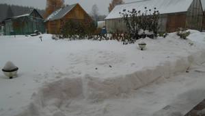 Fazenda, winter start!
