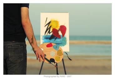 when you BROKE my heart , by Lemnny