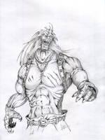 Sabretooth by SaintYak