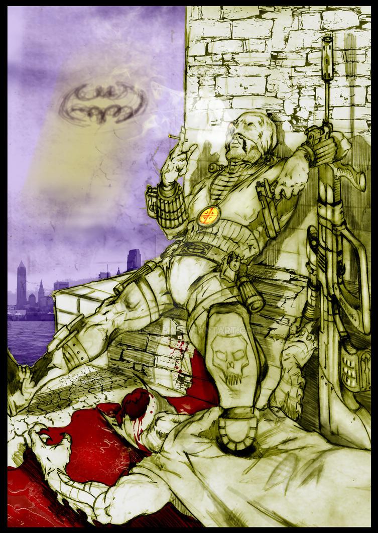 Bat is DEAD v.2 -14 by SaintYak