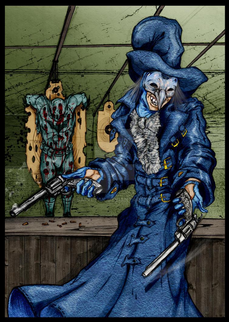 Bat is DEAD v.2 -23 by SaintYak