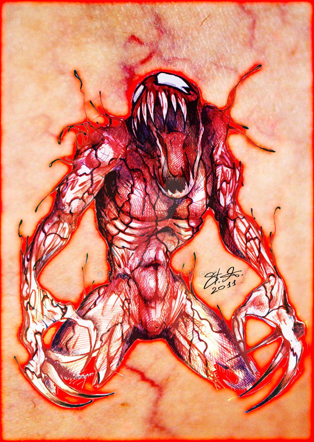 Carnage by SaintYak