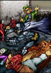 Bat goes MAD