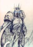Arthas Menetil the Lich King