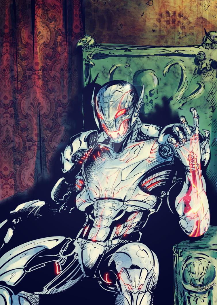 Ultron by SaintYak