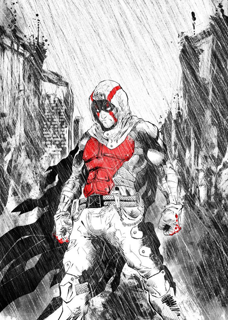 Vigilante by SaintYak