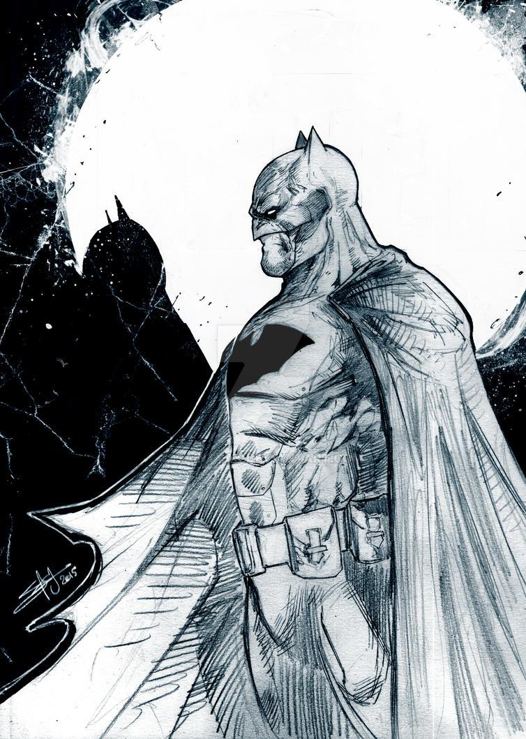 Happy BATMAN Day !!! by SaintYak