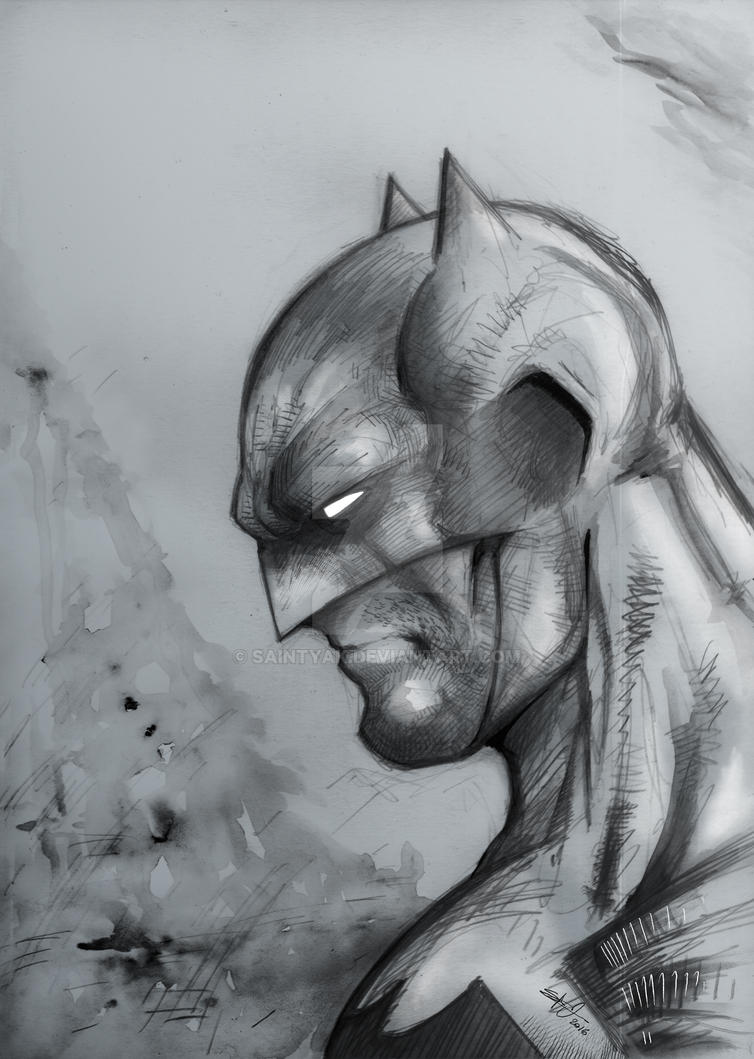 Batman by SaintYak