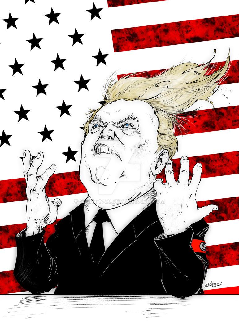 Mein Trump by SaintYak