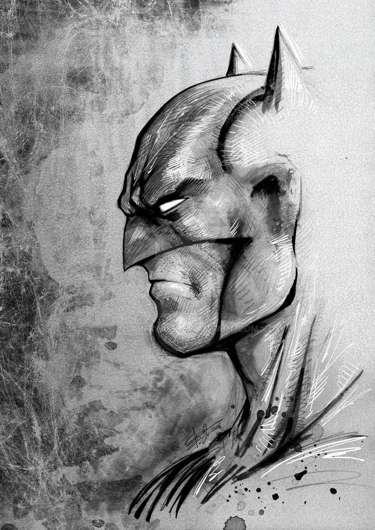 Batface by SaintYak