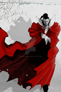 Dracula sketch