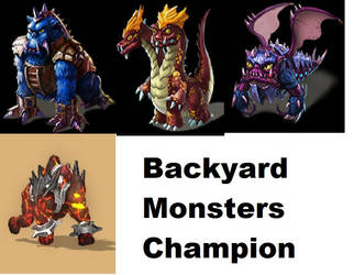Backyard Monsters Champions