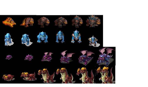 Backyard Monsters Champions Life Cycle