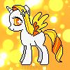 Name It! Tangerine Sparkle by zerospoint