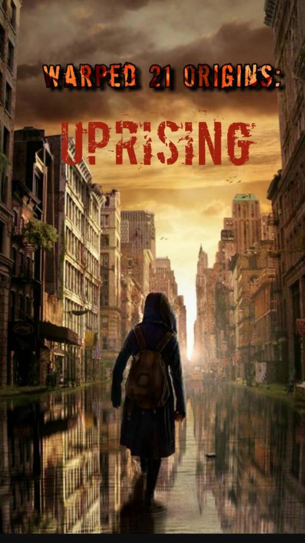Warped 21 Origins: Uprising by JB-Warped