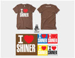 I Heart Shiner