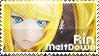 Rin Nuclear Fusion - Stamp by aristodemelugix