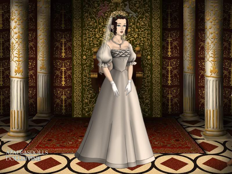 Queen Victoria\'s wedding gown by leisl-hale-chopin on DeviantArt